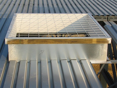 roof curbs for metal roofs