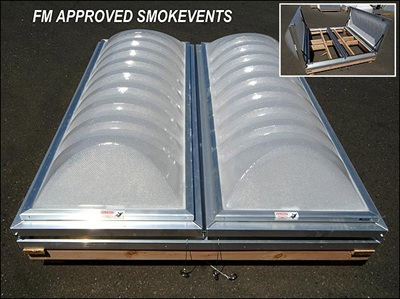 roof smoke vent